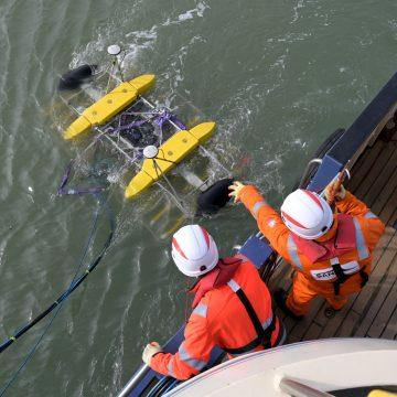 SafeLane Global – Underwater Inspection