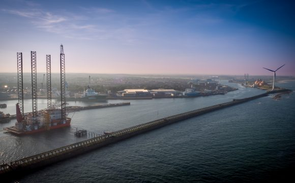NOF & Energi Coast – Dogger Bank Wind Farm